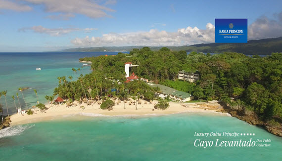 Showing slide 1 of 25 in image gallery for Luxury Bahia Principe Cayo Levantado Don Pablo Collection