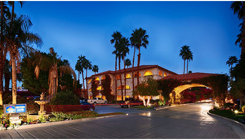 Showing Best Western Las Brisas Hotel feature image