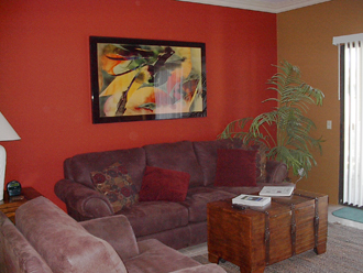 Showing slide 2 of 3 in image gallery showcasing 2 Bedroom Condo