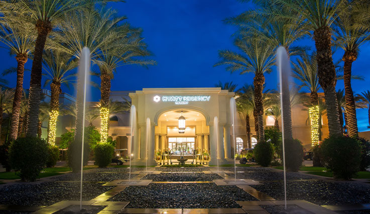 Showing Hyatt Regency Indian Wells Resort & Spa feature image