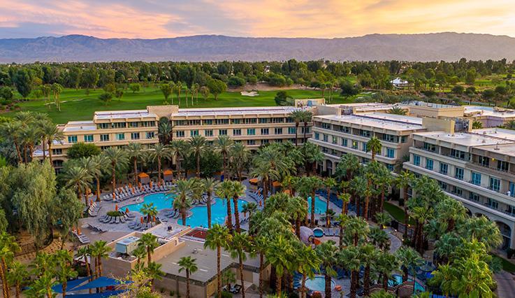 Hyatt Regency Indian Wells Resort Amp Spa Westjet