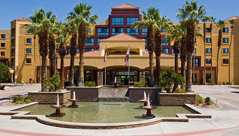 Showing Renaissance Palm Springs Hotel feature image