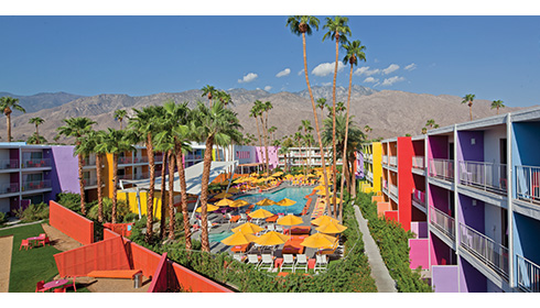 Image représentative de l'hôtel The Saguaro Palm Springs
