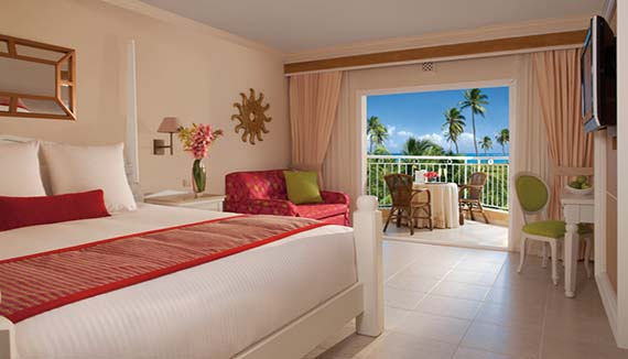Showing slide 2 of 5 in image gallery, Dreams Punta Cana Resort & Spa Deluxe Room