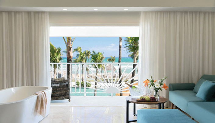 Image showcasing Excellence Club Junior Suite Oceanview