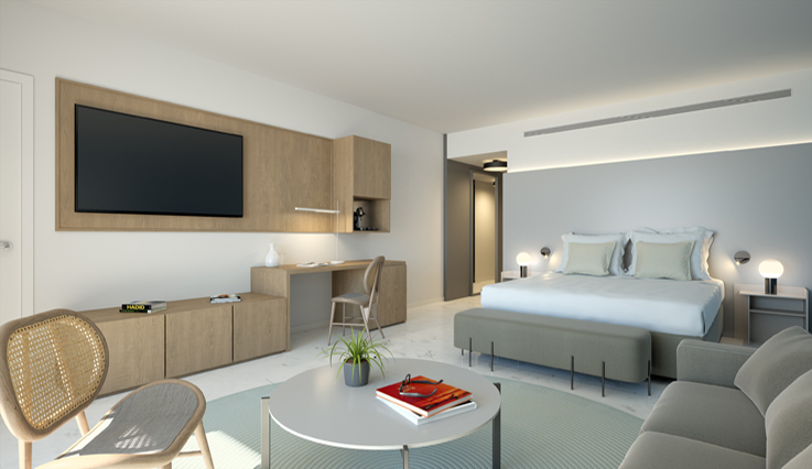 Image showcasing Family Suite