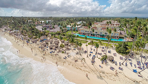Showing Grand Palladium Bavaro Suites Resort & Spa feature image