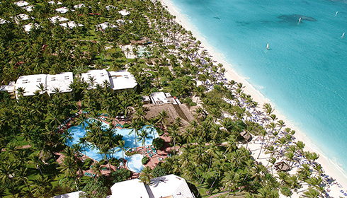 l'hôtel Grand Palladium Punta Cana Resort and Spa