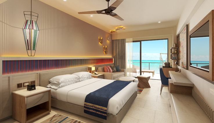 Image showcasing Ocean View Junior Suite