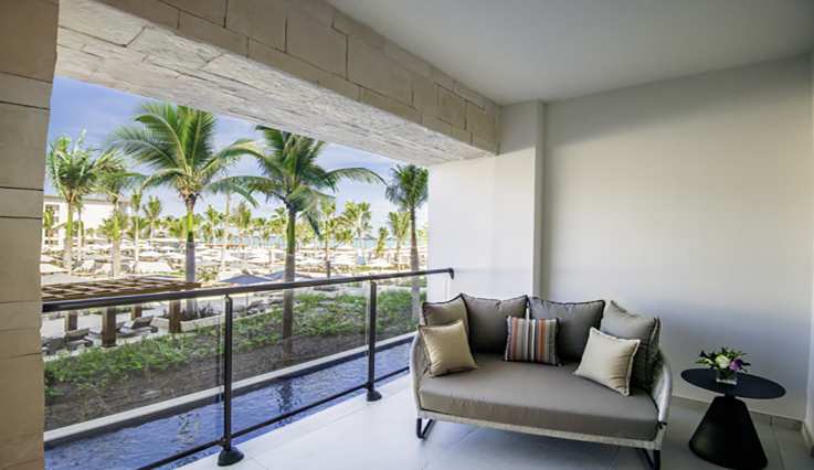 Image showcasing Club Ocean View Junior Suite