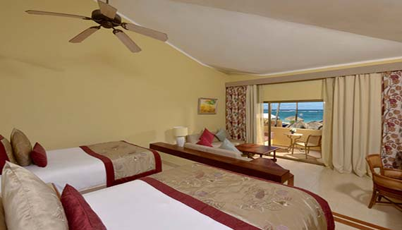 Image showcasing Superior Ocean front Junior Suite