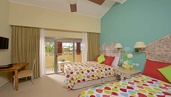 Image showcasing Family Master Suite