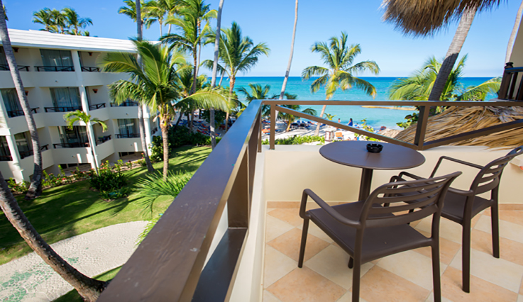 Showing slide 3 of 3 in image gallery showcasing Junior Suite Premium Ocean View Jacuzzi