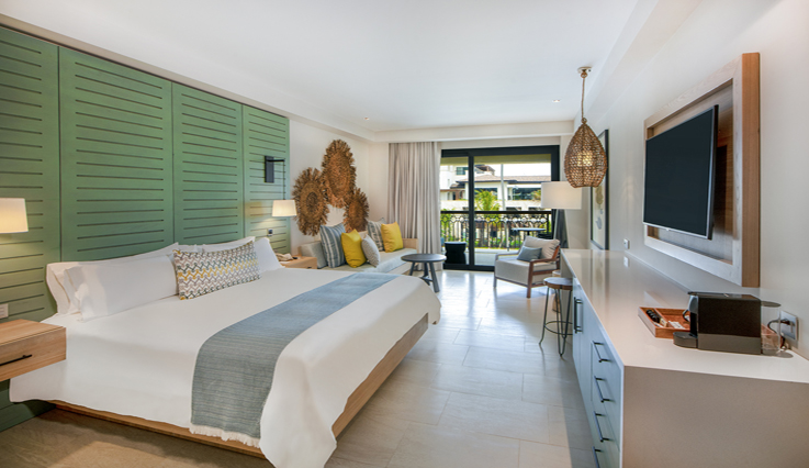 Image showcasing Junior Suite Tropical