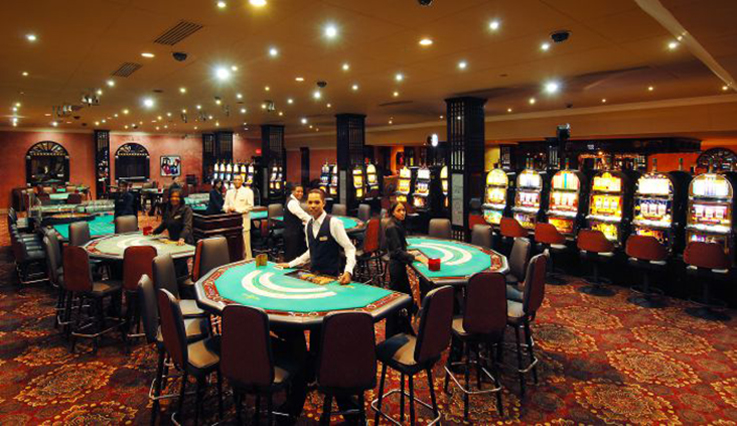 Club Casino Mejia