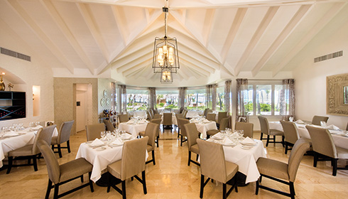 Royal Club restaurant