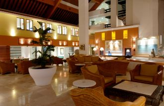 Showing slide 1 of 16 in image gallery for Buenaventura Grand Hotel and Spa