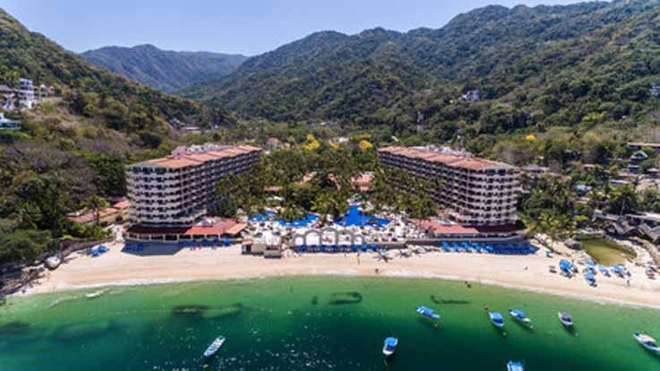 Showing Barceló Puerto Vallarta feature image