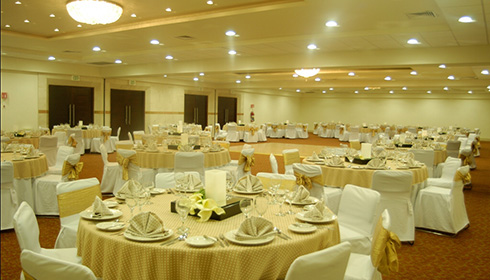 Indoor Banquet Seating