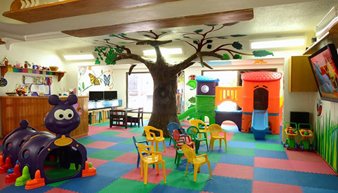 Kids Club Activity Room
