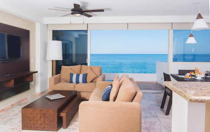 Showing slide 1 of 4 in image gallery, Master Suite Ocean Front