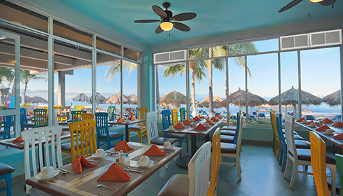 Showing slide 3 of 15 in image gallery, Palapa Restaurant