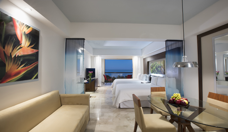 Altitude Junior Suite Ocean View