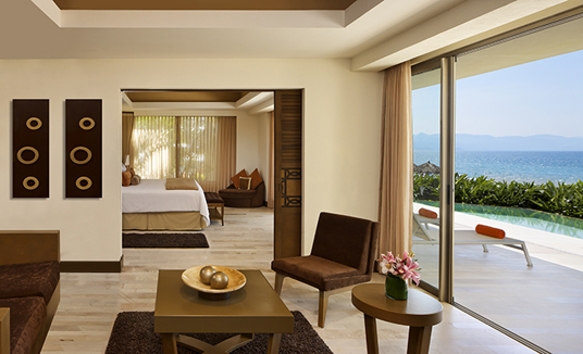 Image showcasing Preferred Club Master Suite Oceanfront*