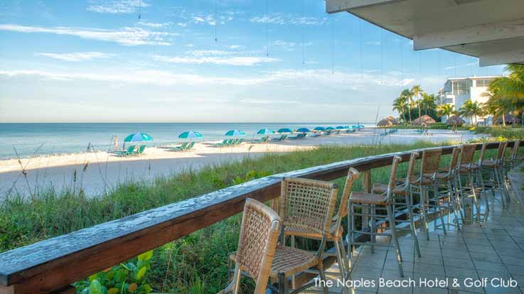 Showing Naples Beach Hotel And Golf Club Feature Image