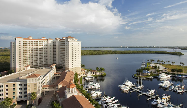 Showing The Westin Cape Coral Resort at Marina Village feature image