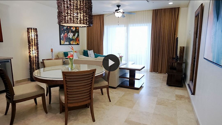 Image showcasing One Bedroom Ocean View Condo