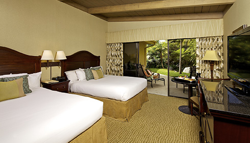 Image showcasing Garden View Room