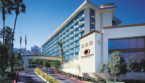 Showing DoubleTree by Hilton Hotel San Diego - Hotel Circle feature image