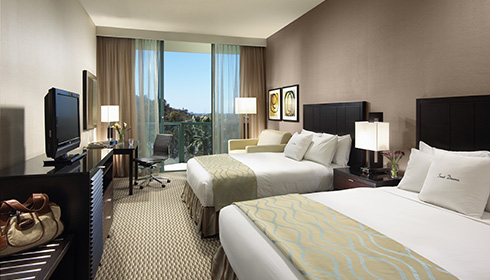 Hotels With Connecting Rooms San Diego