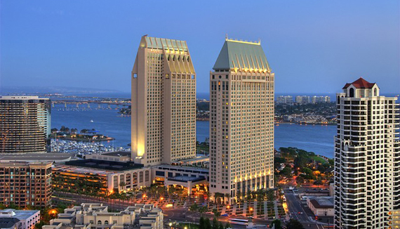 Showing Manchester Grand Hyatt San Diego feature image