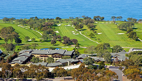 Showing The Lodge at Torrey Pines feature image