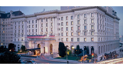 Showing The Fairmont San Francisco feature image