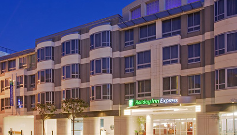 Showing Holiday Inn Express Fisherman's Wharf feature image