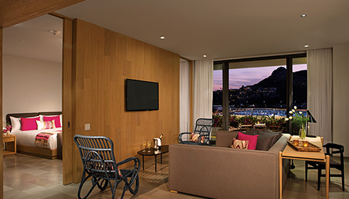 Showing slide 2 of 2 in image gallery, Xhale Club Master Suite Marina View