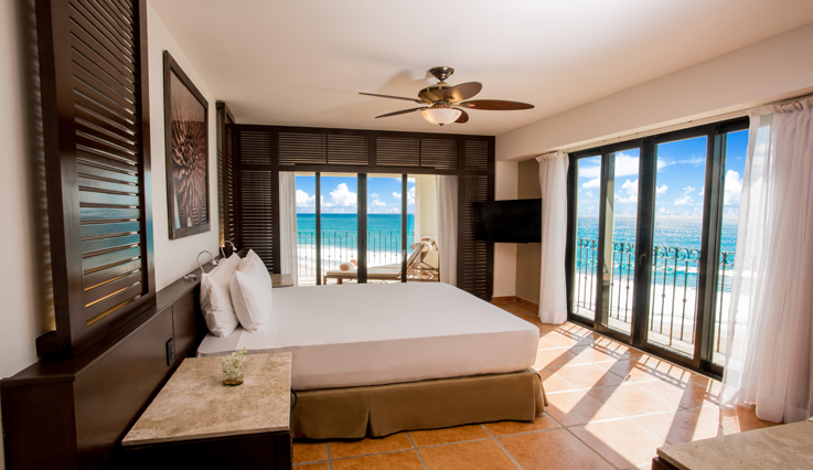 Ocean Front 2 Bedroom Grand Master Suite