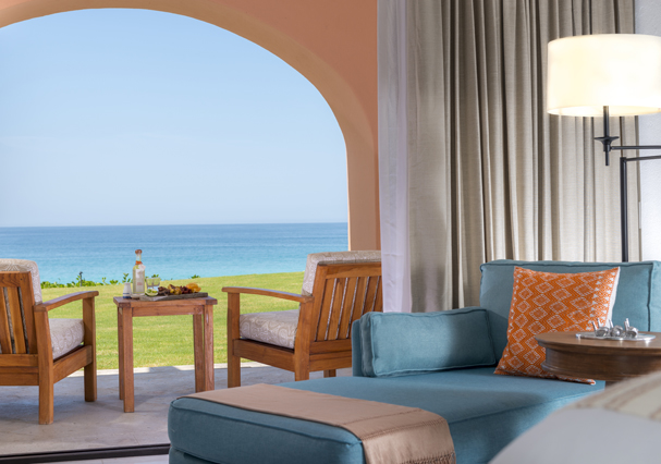 Showing slide 2 of 2 in image gallery showcasing Junior Suite Ocean Front