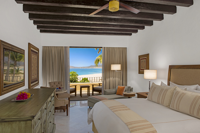 Showing slide 1 of 2 in image gallery showcasing Junior Suite Ocean Front