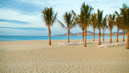 Showing slide 4 of 10 in image gallery for Barceló Grand Faro Los Cabos