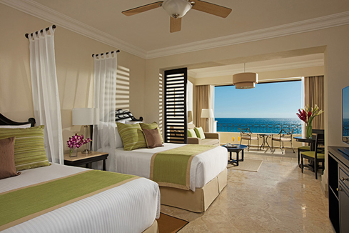 Showing slide 2 of 4 in image gallery showcasing Junior Suite Ocean View