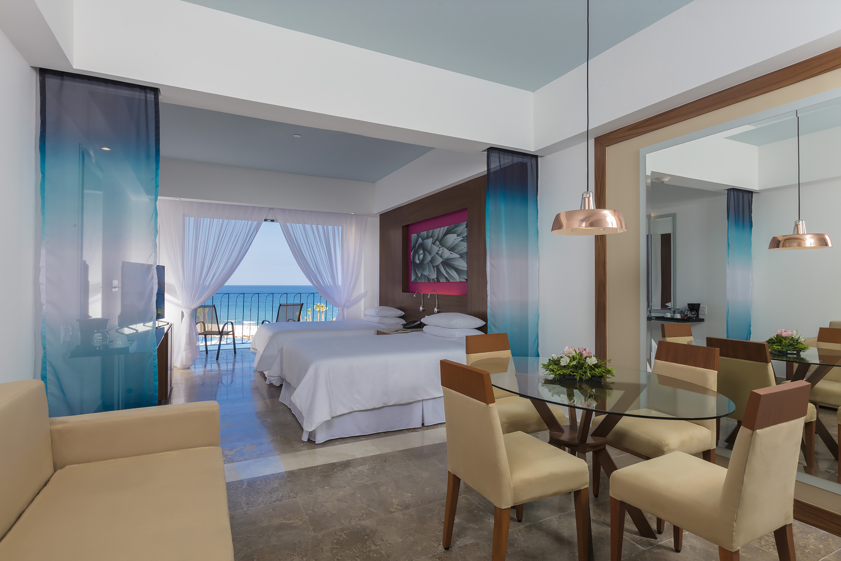 Junior Suite Ocean View - Double