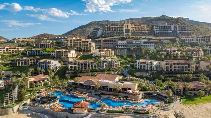 Pueblo Bonito Sunset Beach Resort Westjet Official Site