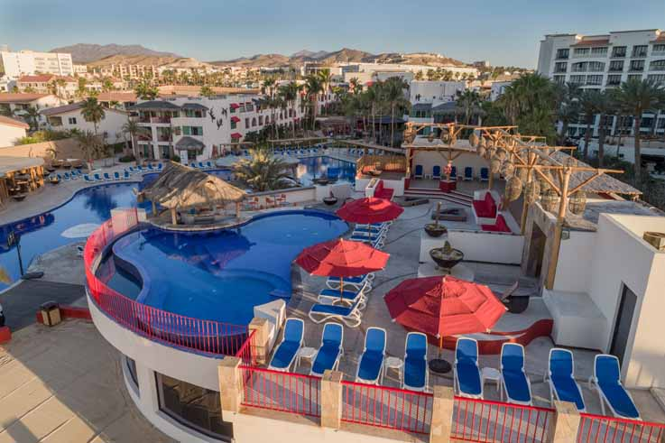 All-inclusive Plus pool