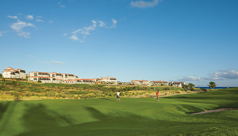 Showing slide 7 of 23 in image gallery, Puerto Los Cabos Golf Course
