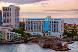 Showing Caribe Hilton feature image