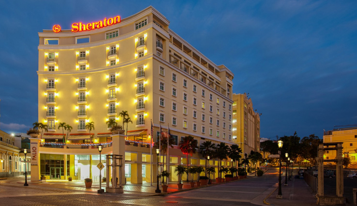 Showing Sheraton Old San Juan Hotel feature image
